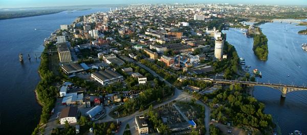 Достопримечательности города Самара