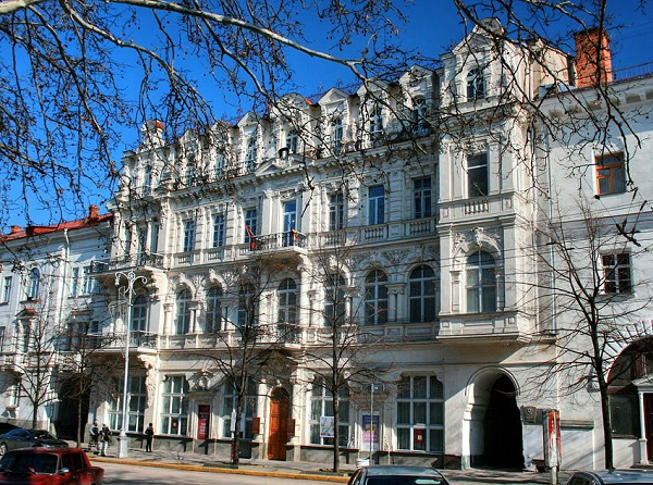 Севастопольский художественный музей им. М.П.Крошицкого