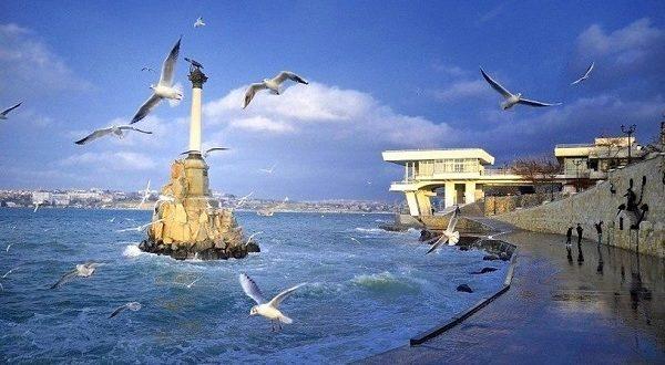 Достопримечательности города Севастополь