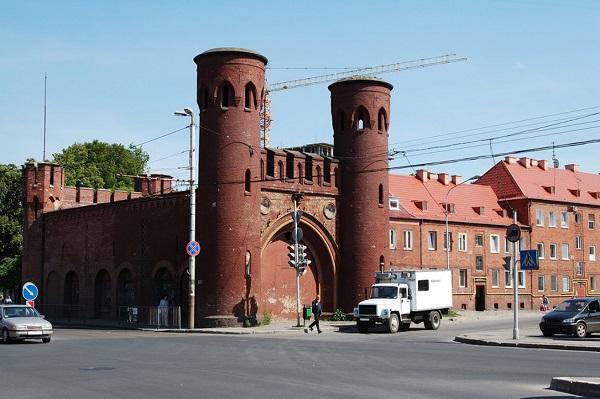 Ворота Калининграда