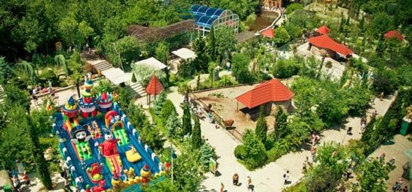 Зоопарк «Сказка» в Ялте