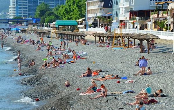 Шикарные пляжи