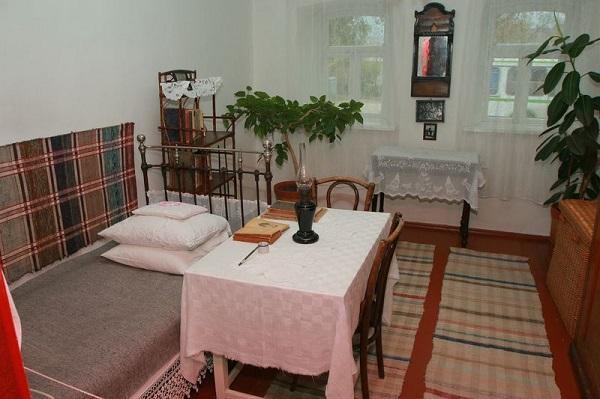 Интерьеры дома Островского