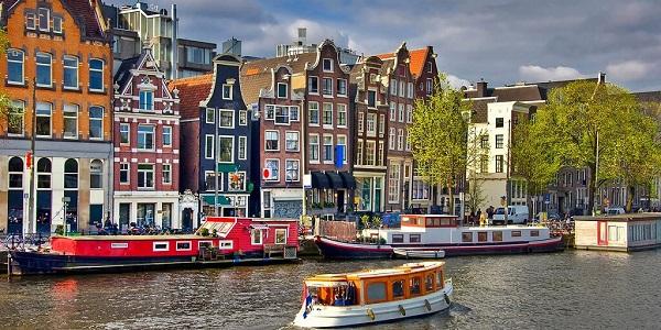 Достопримечательности Амстердама - города в Нидерландах