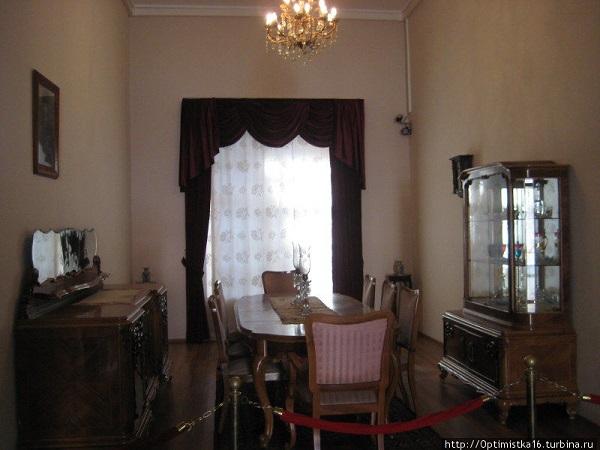 Дом-музей Ататюрка внутри