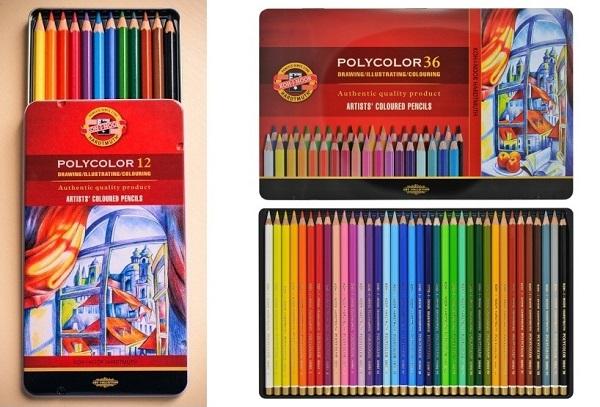 Знаменитые карандаши