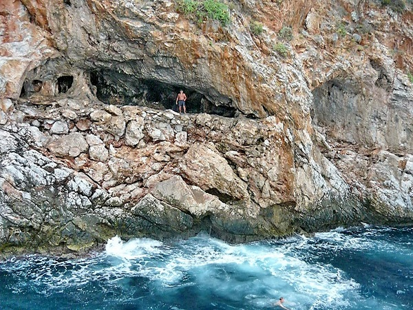 Пещера влюбленных