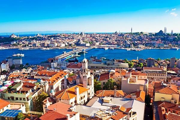 Турецкий Стамбул