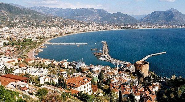 Достопримечательности Аланьи в Турции