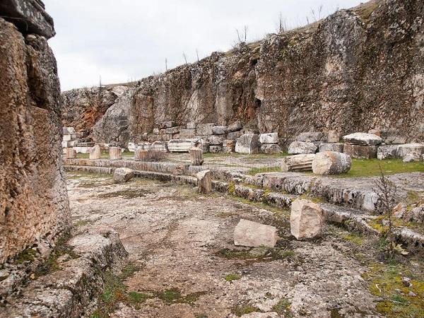 Античный город Антиохия Ад Крагум