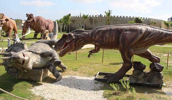 Дискавери-парк динозавров