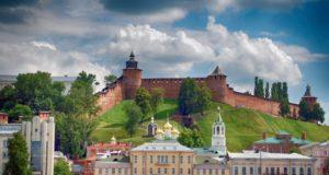 Достопримечательности нижнего новгорода фото с названиями и описанием