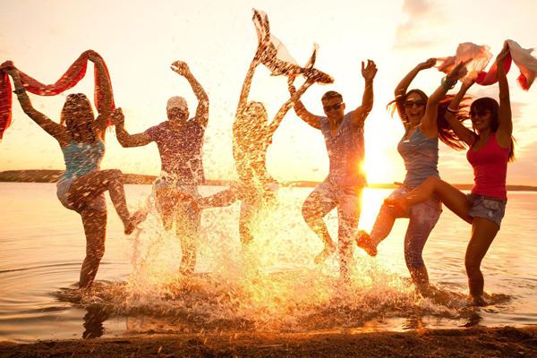 Молодежный отдых в Турции
