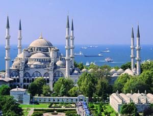 Анкара - динамично развивающийся город с множеством зелёных парков