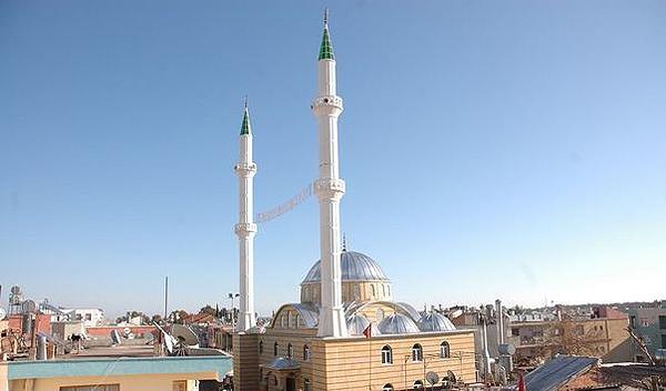 Городская мечеть Кадрие