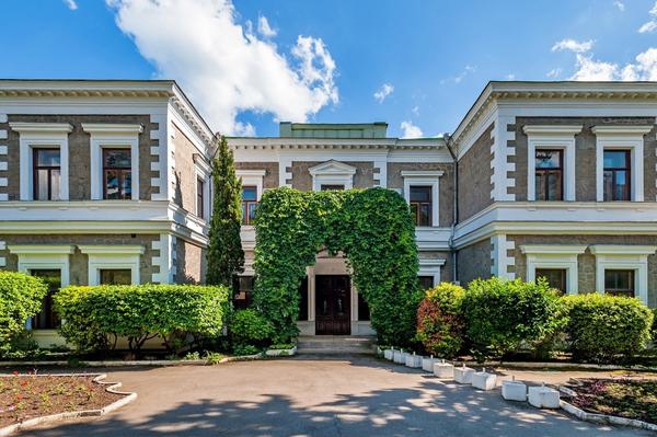 Дом А. Г. Кузнецова
