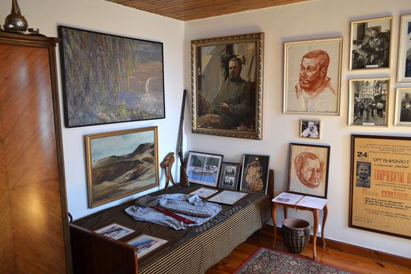 Дом-музей Ю. Семенова