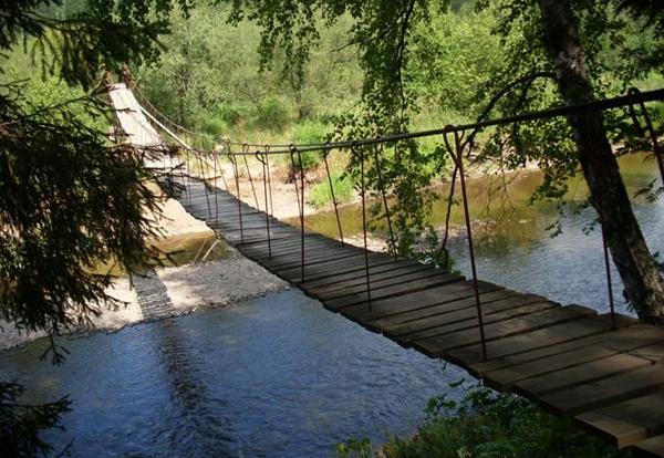 Природный парк «Оленьи ручьи»