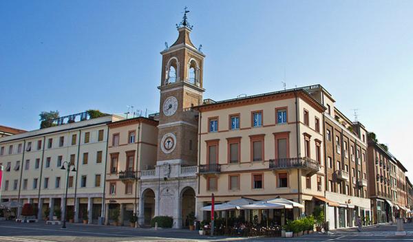 Палаццо Бриоли и Часовая башня (Palazzo Brioli)