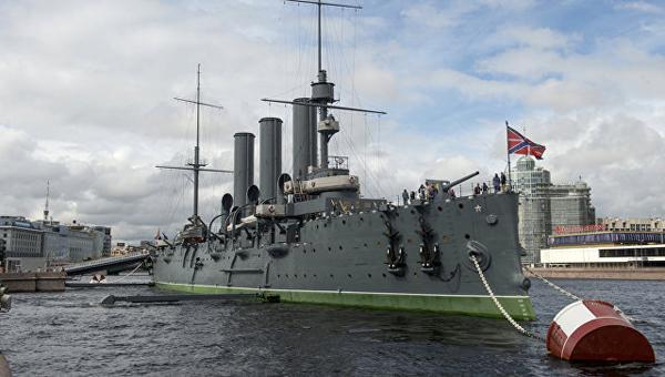 Музей крейсер Аврора
