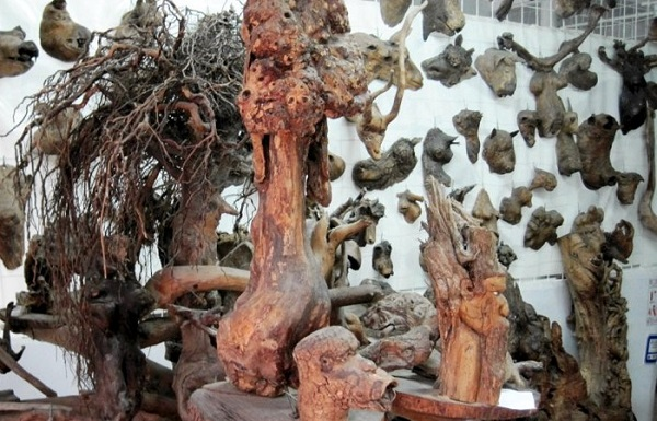 Музей по дереву