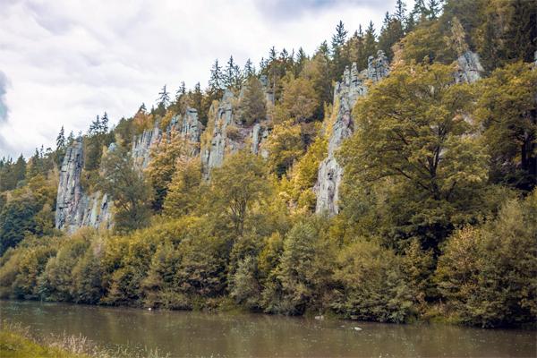 Сватошские скалы (Svatoš rocks)