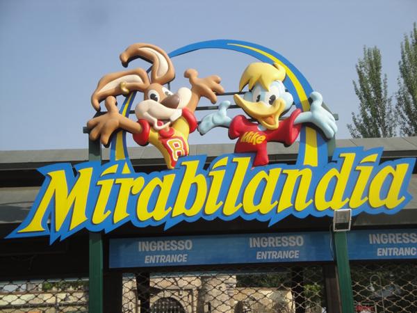 Парк аттракционов «Мирабиландия» (Mirabilandia)