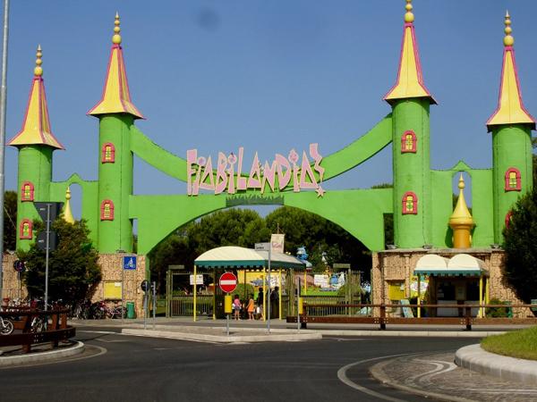 Парк развлечений «Фьябиландия» (Park Fiabilandia)