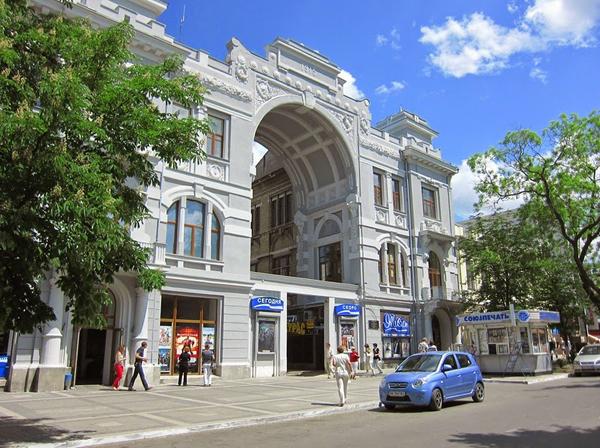 Кинотеатр Шевченко