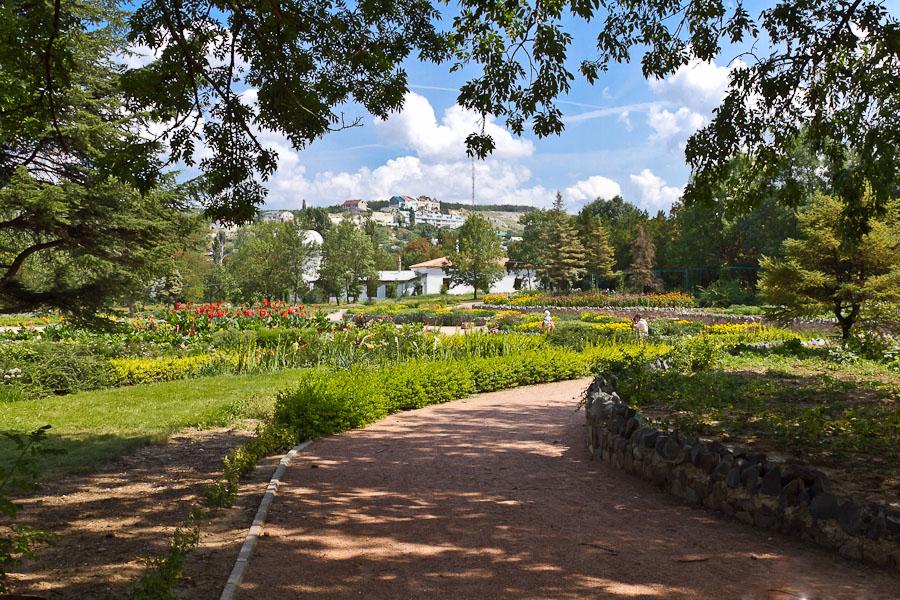 Парк Салгирка
