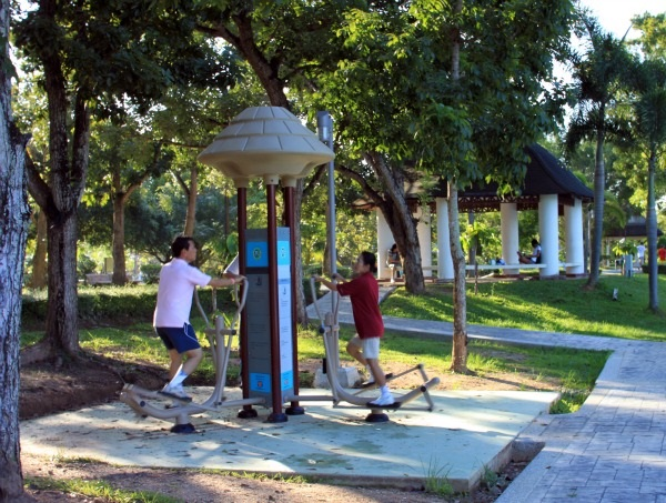 Парк King Rama IX