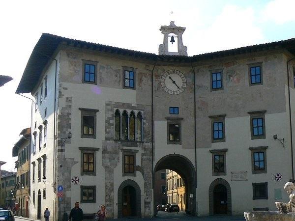Дворец часов