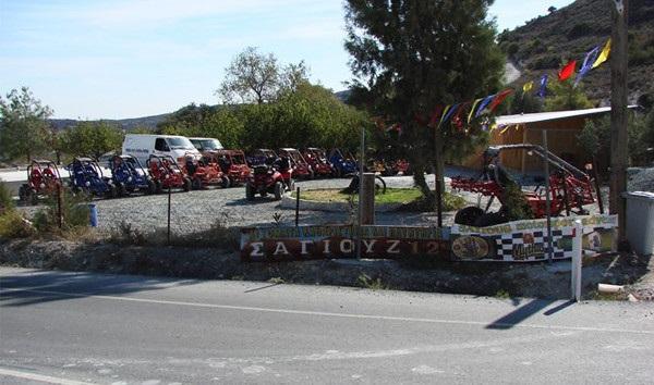 Парк приключений Sayious