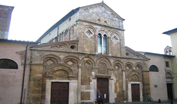 Церковь Сан Фердиано