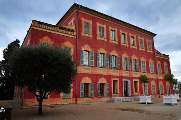 Музей А. Матисса (Musée Matisse)