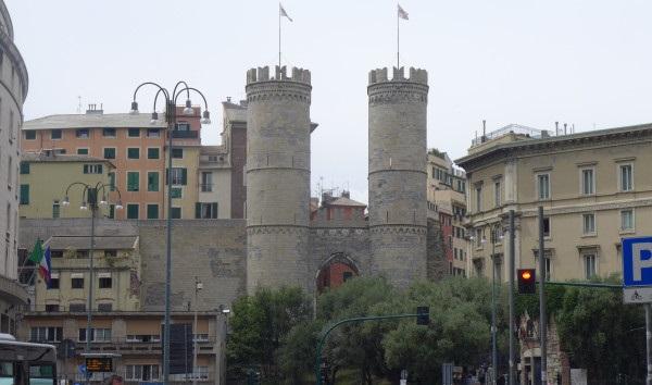 Ворота Порта-Сопрана