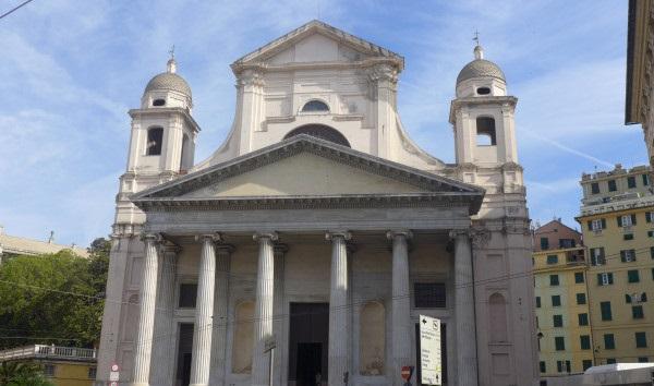 Базилика Сантиссима Аннунциата дель Вастато