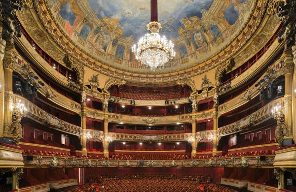Королевский оперный театр (Royal Opera House)