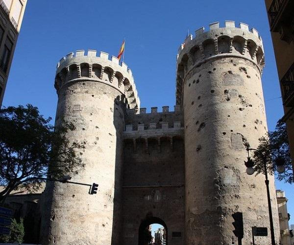 Ворота Торрес де Куарт