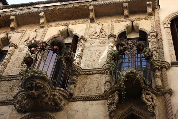 Дом Пигафетта (Palazzo Pigafetta)