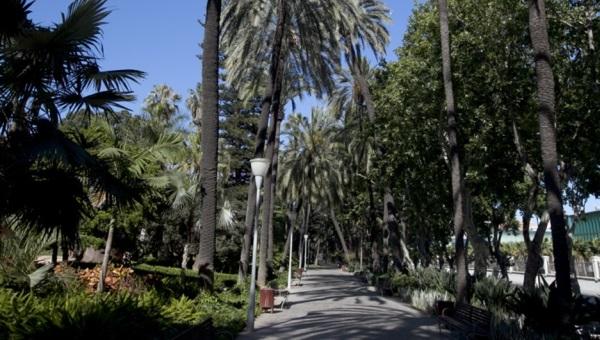 Парк Малага