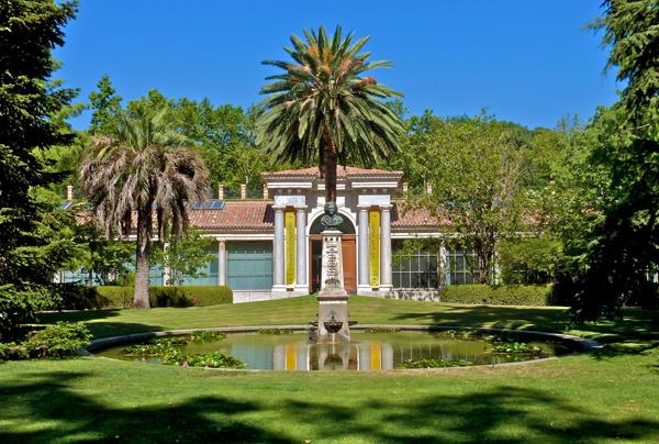 Королевский ботанический сад (El Real Jardín Botánico)