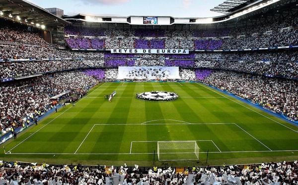 Стадион «Сантьяго Бернабеу» (Estadio «Santiago Bernabeu»)