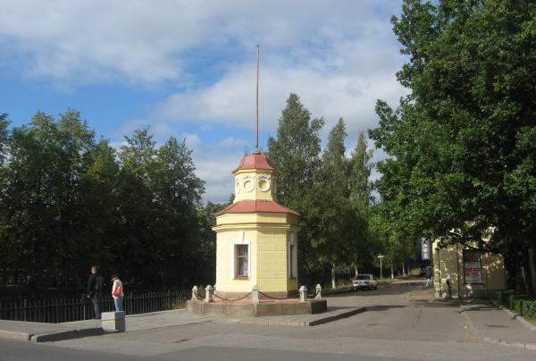 Футшток