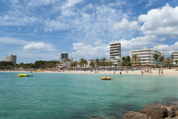 Пляж Алькудия