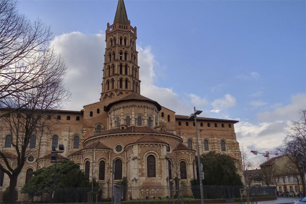 Базилика Сен Сернен