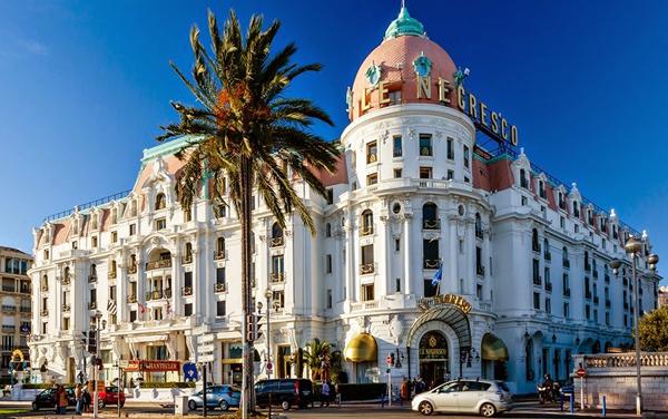 Отель «Негреско» (Hôtel «Negresco»)
