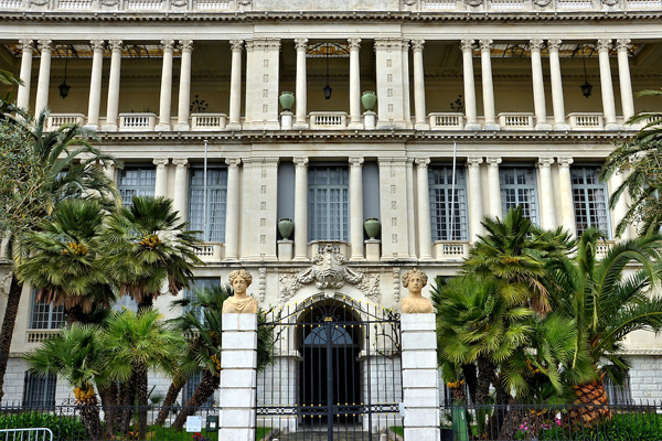 Дворец префектуры (Palais des ducs de Savoie)