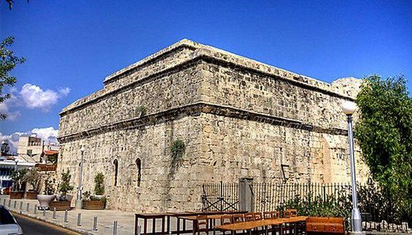 Крепость Лимассола