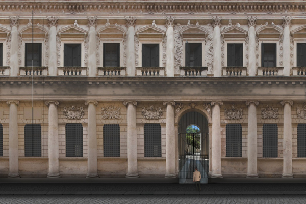 Палаццо Барабан (Palazzo Barbaran Da Porto)